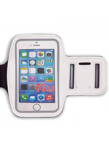 Чохол для телефону з кріпленням на руку для занять спортом Фото