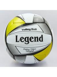 М'яч для гри в волейбол PU LEGEND Фото