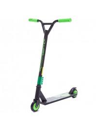 Самокат трюкових з пластиковими колесами