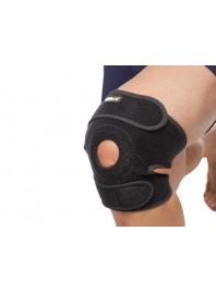 Наколінник (фіксатор колінного суглоба) відкривається з відкритою колен.чашечкою MUTE Фото
