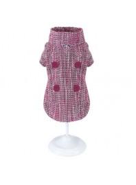 Куртка для песиків PINKY TWEED ,40см Фото