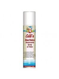 Дезодорант-спрей GILL'S з тальком, для котів і собак