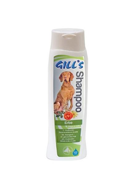 Шампунь для собак Цілющі трави GILL'S  Фото